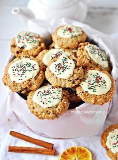 Pyszne świąteczne ciastka owsiane