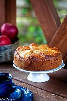 Szybki i prosty jabłecznik 12 łyżek