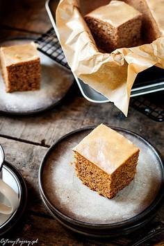 Szybkie ciasto dyniowe