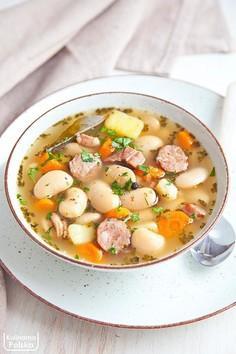 Tradycyjny przepis na zupę fasolową