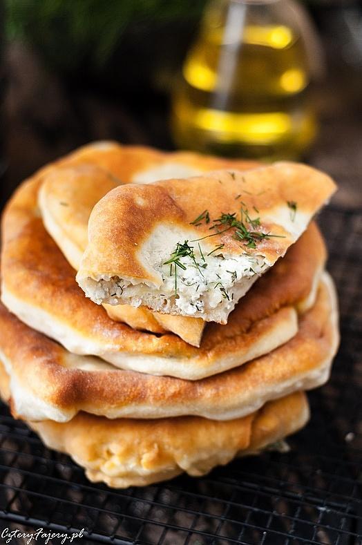 Mołdawska placinta z serem